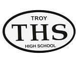 THS Car Decal