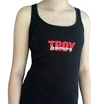 Ladies' Racerback Black